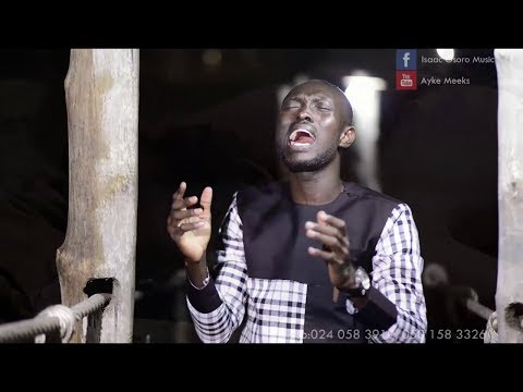 ISAAC OSORO | Meda Wo Ase (Official Music Video)