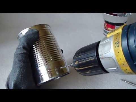كيفية عمل محرك حراري من ادوات بسيطة