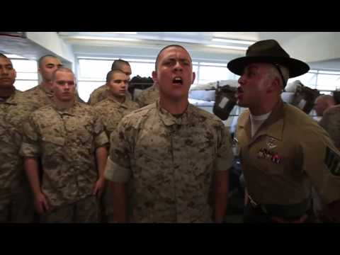 How United States Marines Are Made   Marine Corps Recruit De