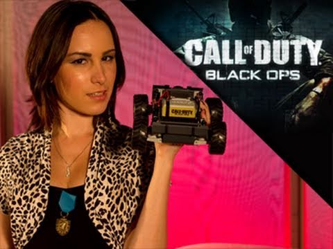 Call Of Duty Black Ops Prestige Edition Naughtiness! - Unboxing Porn video