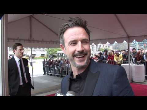 David Arquette on being WCW Champion