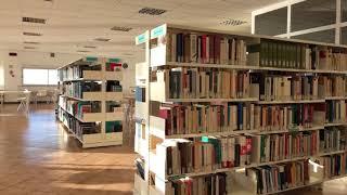 Palazzo Verde : Parco delle Mura - Biblioteca Benzi