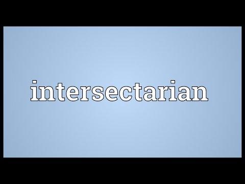 Header of Intersectarian