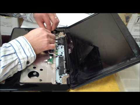Dell Inspiron 1545 DC Power Jack Repair