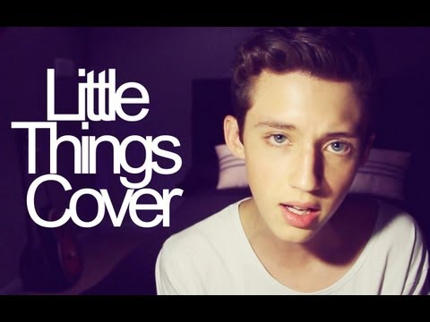 Little Things - One Direction (Official Music Video Acoustic Cover) Troye Sivan