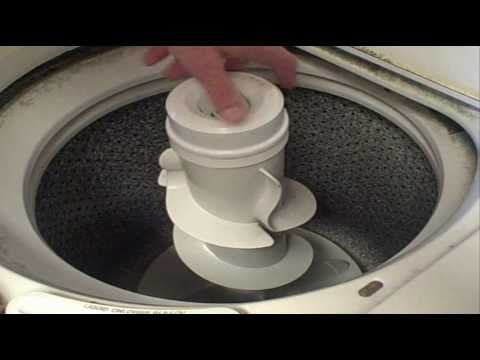 How to fix an Agitator on a Washing  Machine