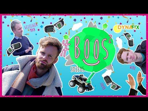 #BOOS MAAKT MEEST GROVE AFLEVERING OOIT EN DYNAFIX IS EEN KUTBEDRIJF | #BOOS S02E05