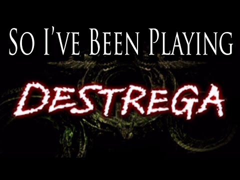 So I've Been Replaying: DESTREGA [ Review PS1 ]
