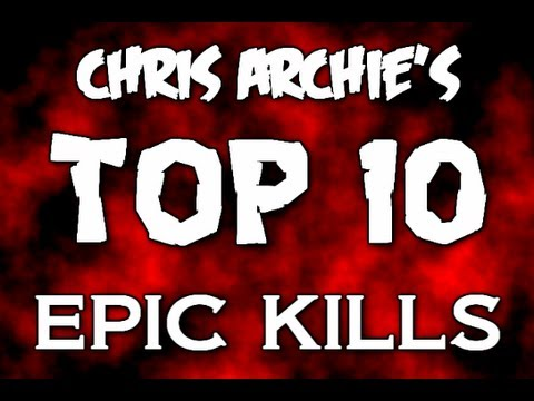 Runescape Chris Archie's Top 10 Epic Kills! - Week 43