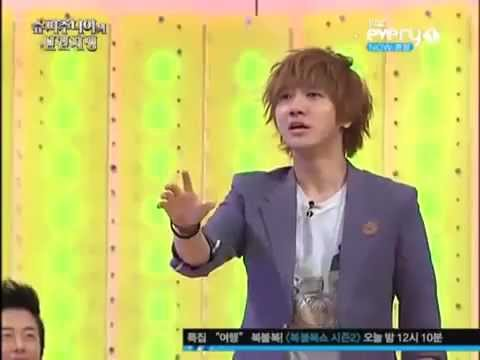 Leeteuk And Yesung Funny Dances video
