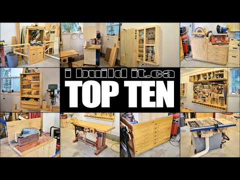 My Top Ten Workshop Projects