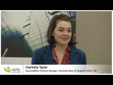 13th International ACTS Conference: Keynote Presentation by Charlotte Taylor