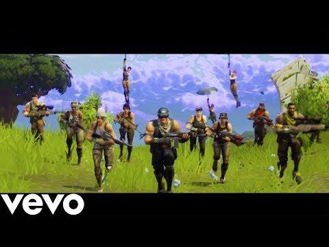 FORTNITE RAP! *MUSIC VIDEO!* | Fortnite Battle Royale Funny Moments