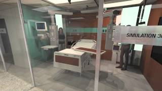 The M.I.C.A.R.E Medical Research and Education Center's Design Video