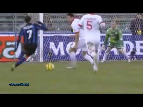 Giampaolo Pazzini in INTER 2011 - In The End [720 HD]