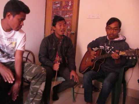 Rebaphillakho ( New Garo A.chik Song ) Unplugged Version From Bangladesh