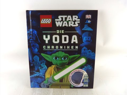 LEGO Books (Star Wars) - The Yoda Chronicles - Review - Set: 5002817