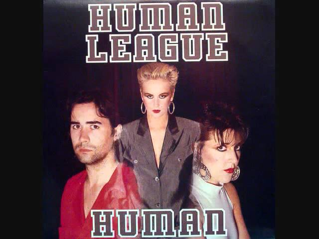 Human League - 3939Human Tre39s 707 Extended Version3939