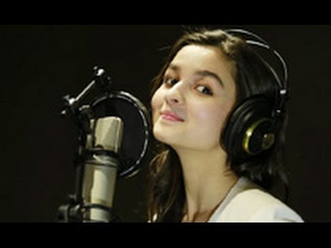 Alia Bhatt Sings Lullaby for AR Rahman   Hindi Cinema Latest...