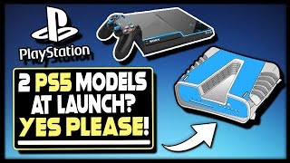 HUGE PS5 INFO UPDATE - 2 DIFFERENT MODELS?