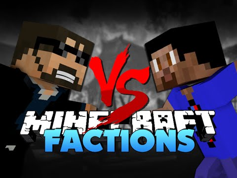 Minecraft Factions Battle 1 - IT BEGINS HERE