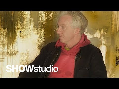 SHOWstudio: Isabella Blow: Fashion Galore! Interview: Philip Treacy
