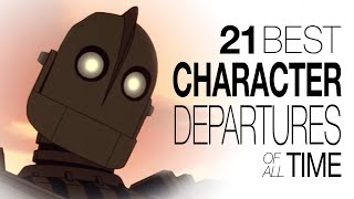 21 Best Character Departures of All Time