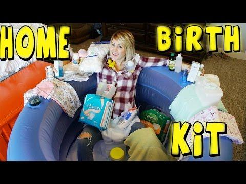 media gentle birth waterbirth with positive birth affirmations