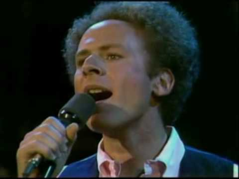 Simon & Garfunkel, Bridge Over Troubled Water, Central Park Music Videos