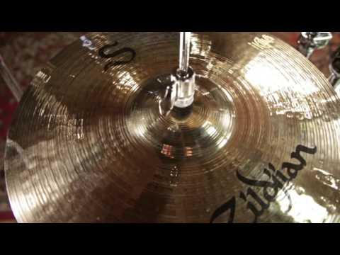 Zildjian S Family of Cymbals
