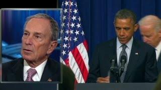NY mayor responds to Obama gun proposal