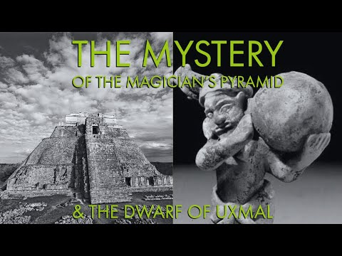 DWARF OF UXMAL & THE MAGICIANS PYRAMID 🙌