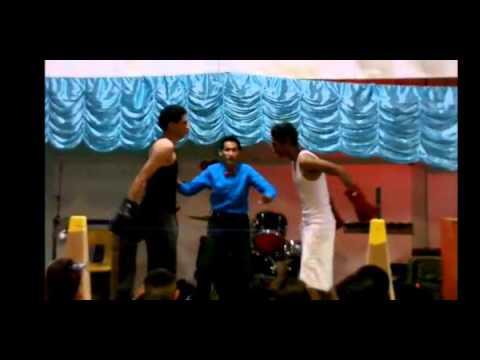 Boxeo!!!! Drama Cristiano