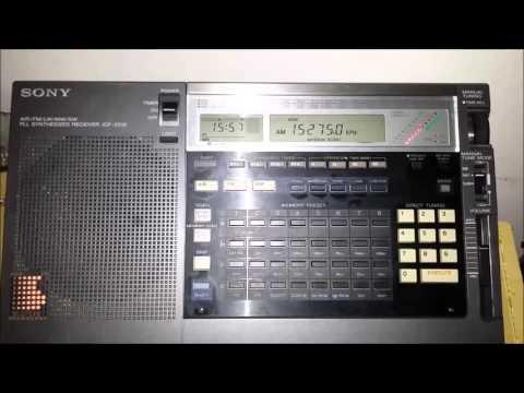 Radio Deutschevelle Christmas Carol in Swahili 15275KHz at 17:57utc 25DEC2015