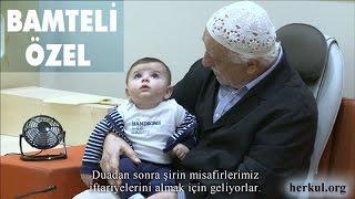Fethullah Gülen | Bamteli – Özel:  Sevinç Vaktine Doğru