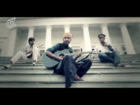 Halke Gaadi Haako: Contemporary Folk Fusion By Neeraj Arya's Kabir Cafe - Official Video video