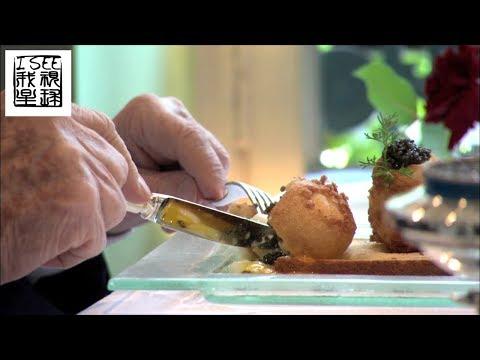 """巴黎豪華餐廳""""魚子醬教父""""提供世界最貴的魚子醬"""