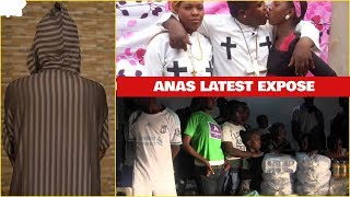 Anas Drops Latest Exp0se on C0rr.pt Pastors at 0rph-anage Homes in Ghana...