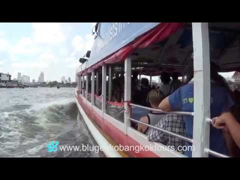 Half Day Bangkok by Boat Tour