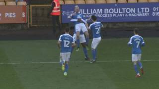 HIGHLIGHTS | Port Vale vs Peterborough United
