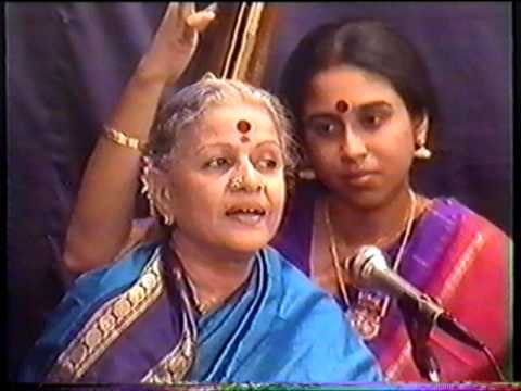 M.S.Subbulakshmi - Devaadi Deva - Sindhuramakriya - Tyagaraja...