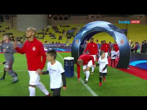 Monaco 1-2 Beşiktaş | UEFA Şampiyonlar Ligi Maç Özeti