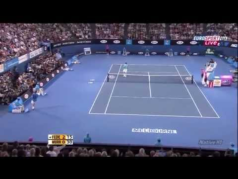 Best Points of Andy Murray - Australian Open 2013 Preview