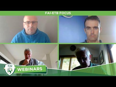 FAI-ETB Focus - Harry McCue, Leo Tierney, Richie Holland