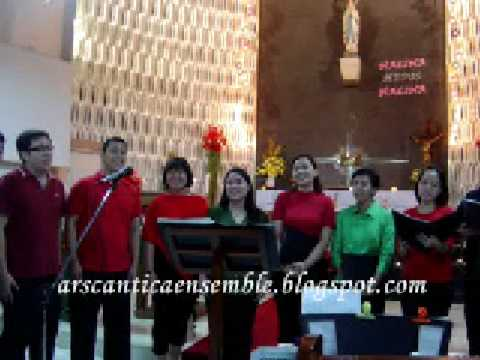 Maligayang Bati - Ars Cantica Ensemble At Our Lady Of Lourdes Hospital (1 5) video