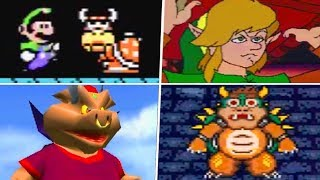 Evolution of Worst Final Boss Battles in Nintendo Games (1993 - 2019)