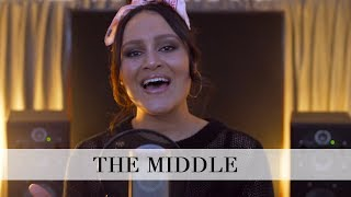Download Lagu Zedd, Maren Morris, Grey - The Middle (Arlene Zelina Cover) Gratis STAFABAND