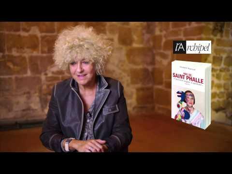 Image video Niki de Saint Phalle racontée par Elisabeth Reynaud