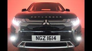NGZ1614 Mitsubishi Outlander 2.4 PHEV 4h 5dr Auto Estate