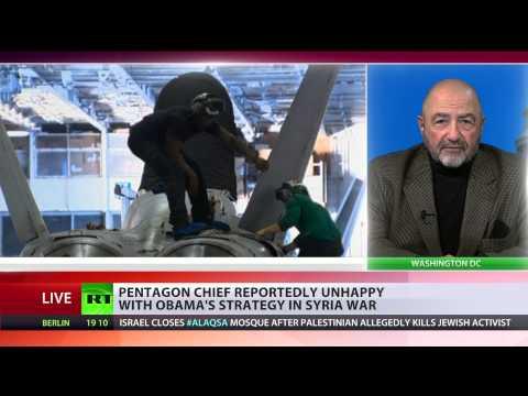 'US allies want Washington to remove Syrian President Assad'